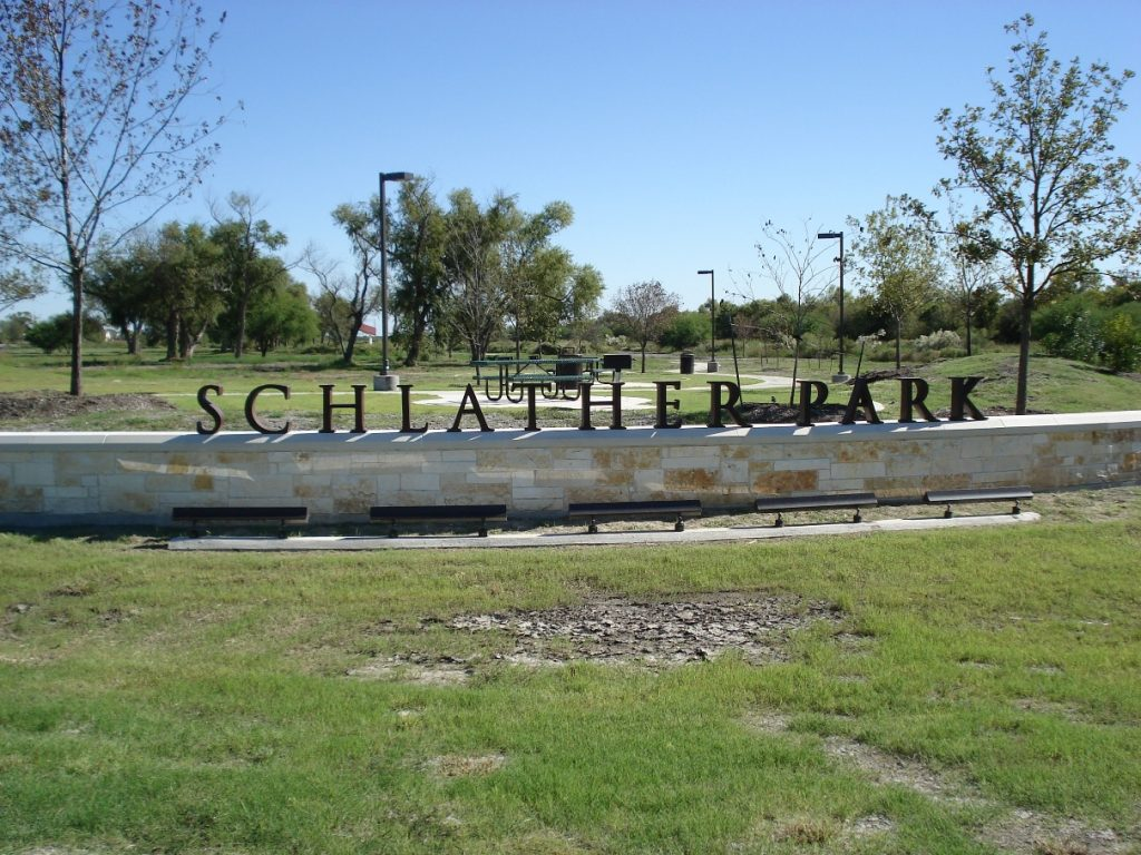 Schlather Park Cibolo TX