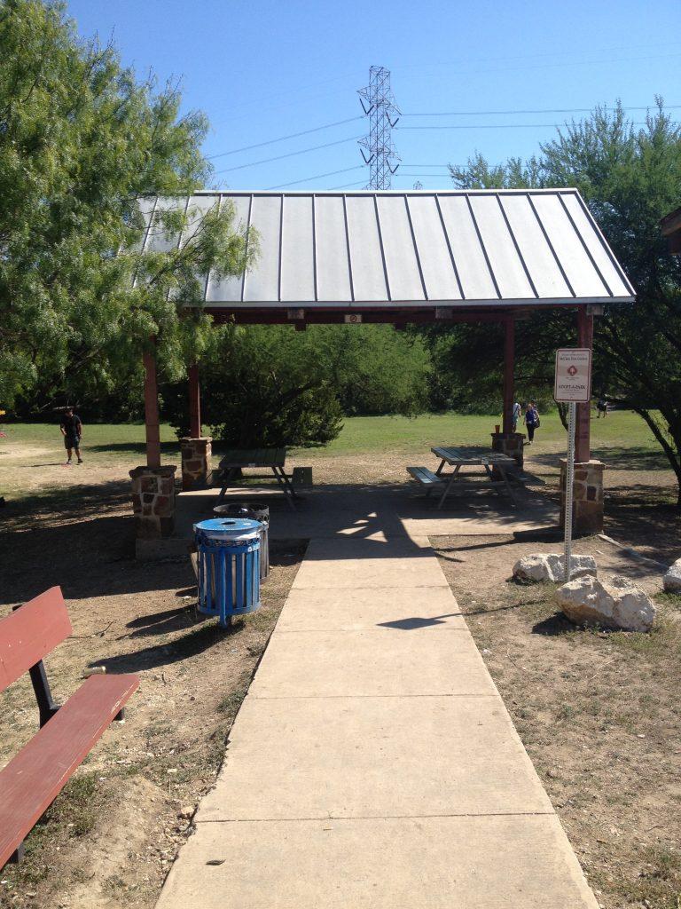 McClain Park Entrance