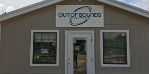 Out of Bounds Disc Golf Course