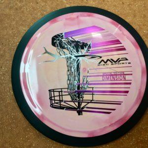 MVP Special Edition Dimension Neutron Plastic