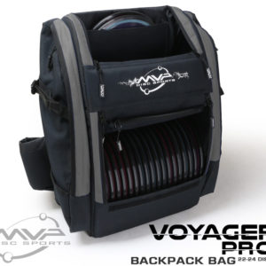 MVP Voyager Pro Backpack Bag Slate