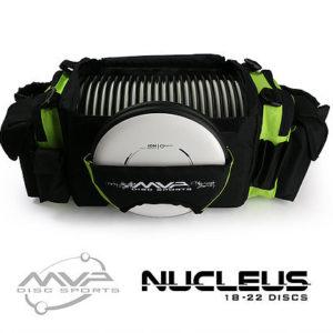MVP Nucleus Tournament Bag Lime