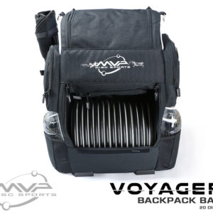 MVP Voyager Backpack Bag White