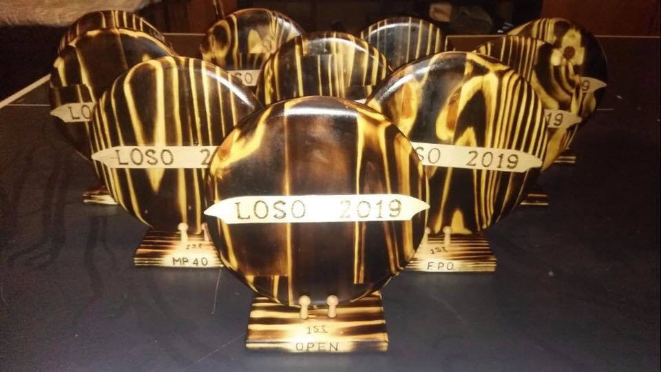 LOSO 2019 Trophy